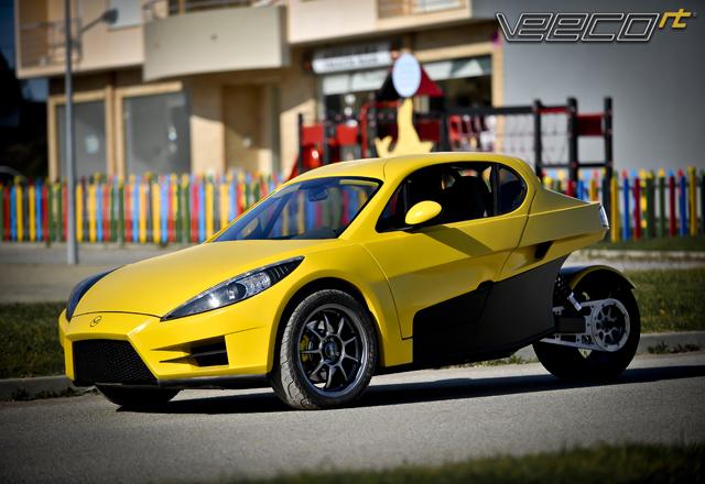 Veeco RT in yellow
