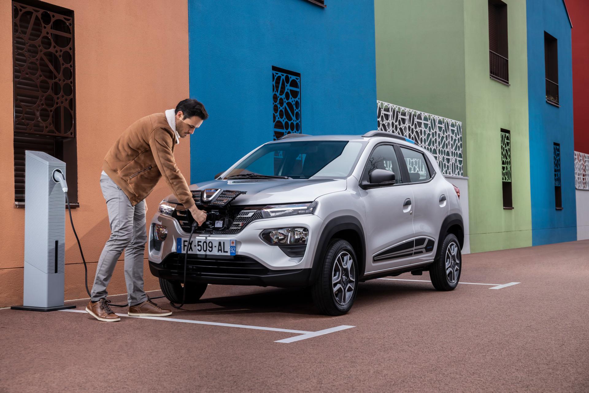 2021 - New Dacia Spring